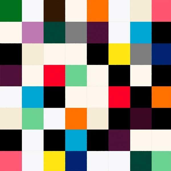 PICTOCLUB Painting - PIXELS - Pictoclub Originals