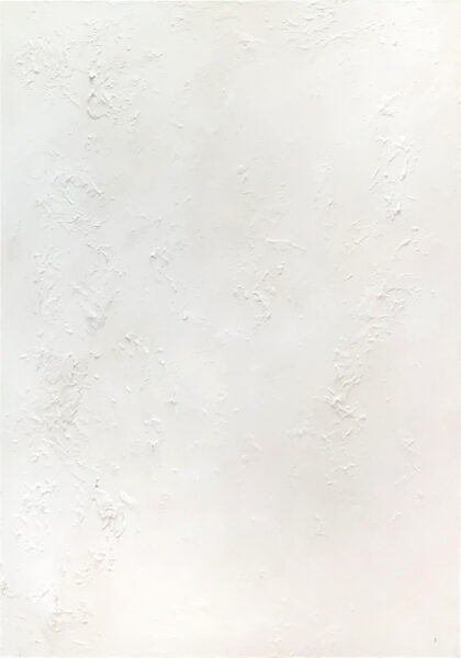 PICTOCLUB Painting - PURE WHITE- Pictoclub Originals