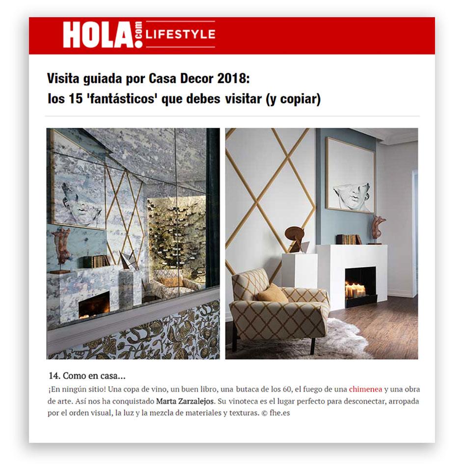 HOLA! Magazine