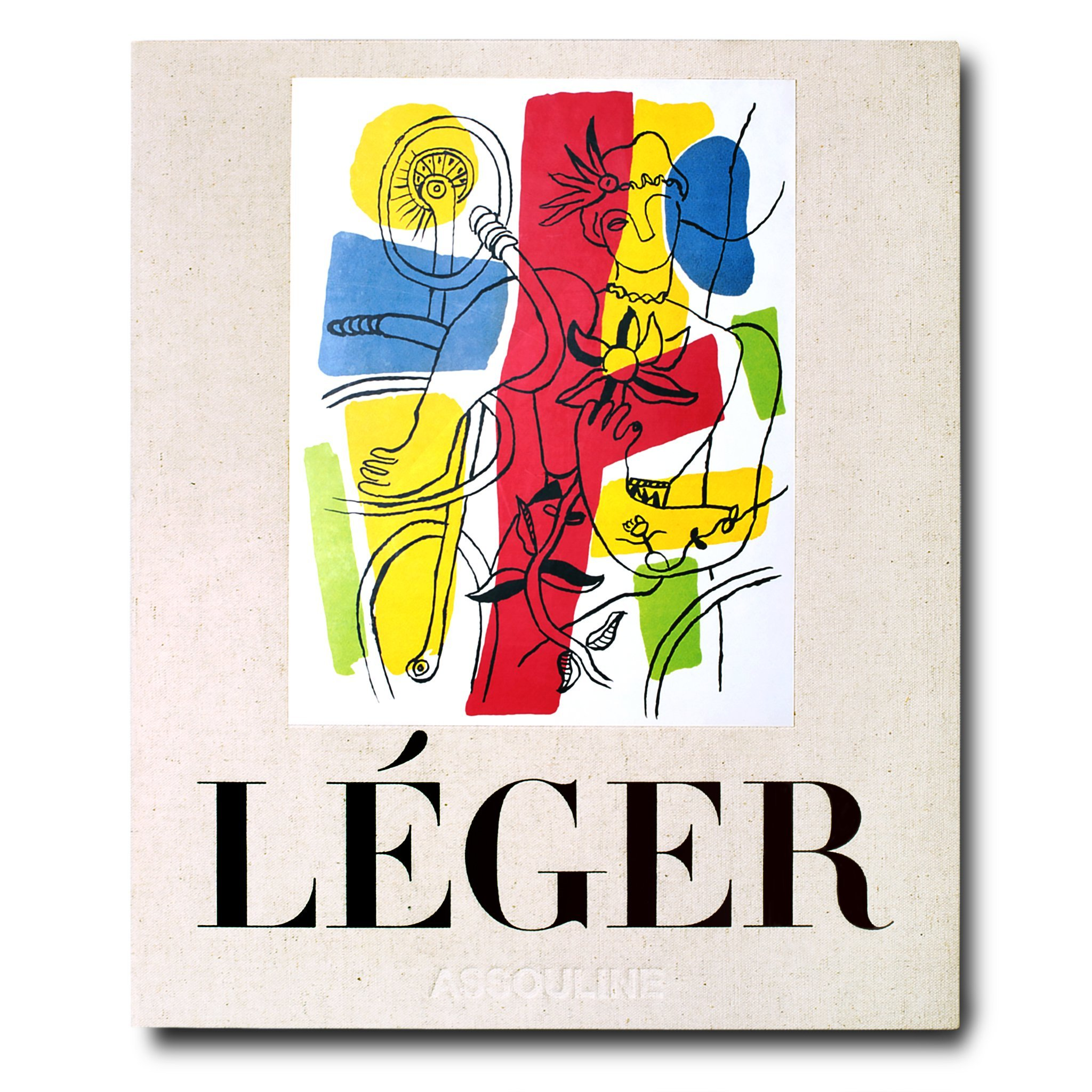 fernande leger assouline book on the famous artist and painter