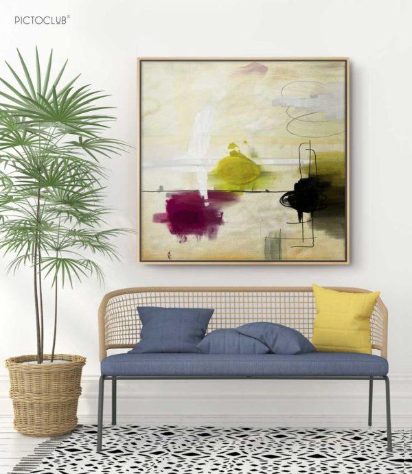 PICTOCLUB Painting - UNTITLED-1 - Pictoclub Originals