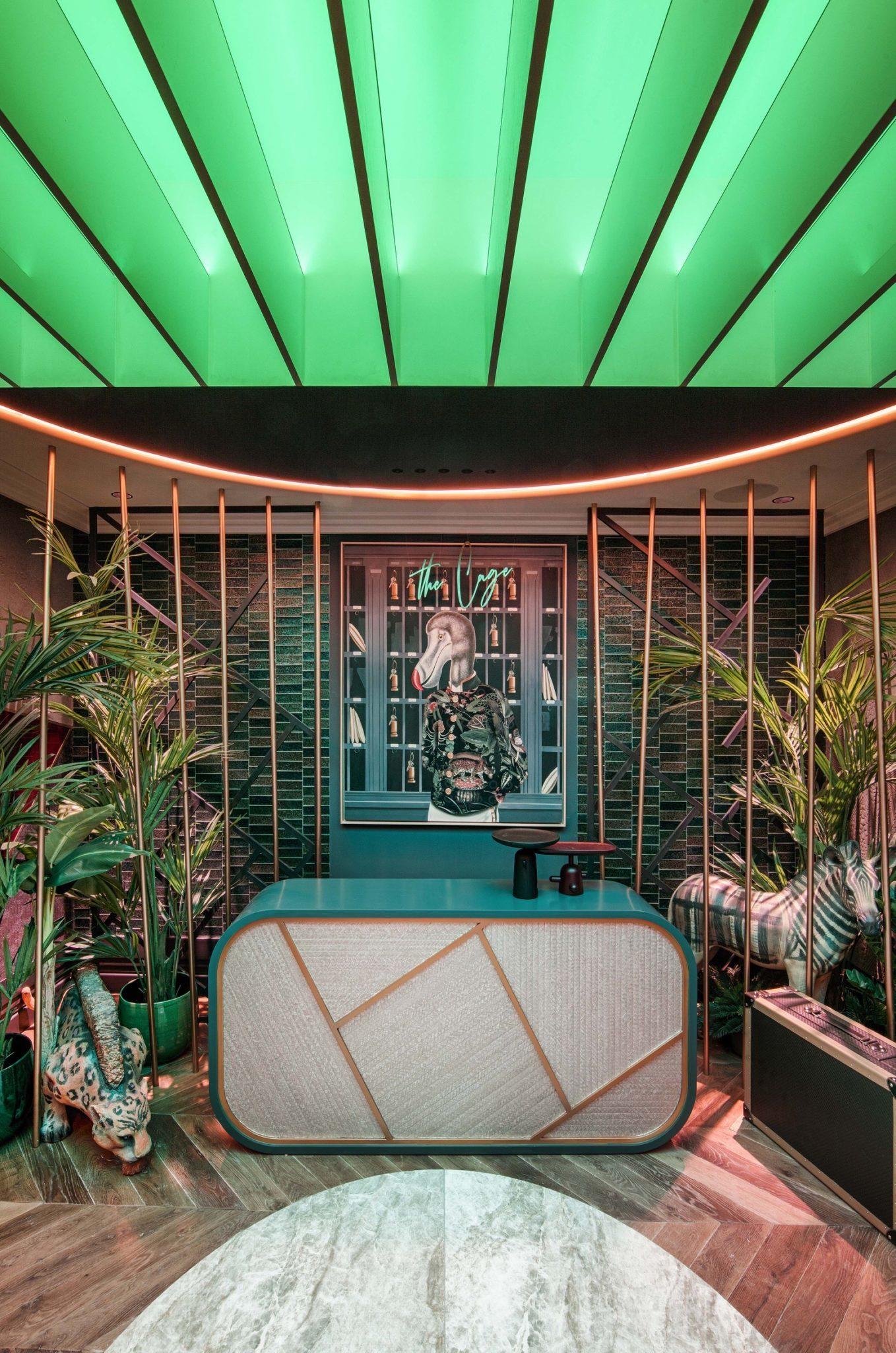 PICTOCLUB CREA GRAND HOTEL PARA EL ESPACIO 45 DE ELE ROOM 62 PARA GIRA IBERICA