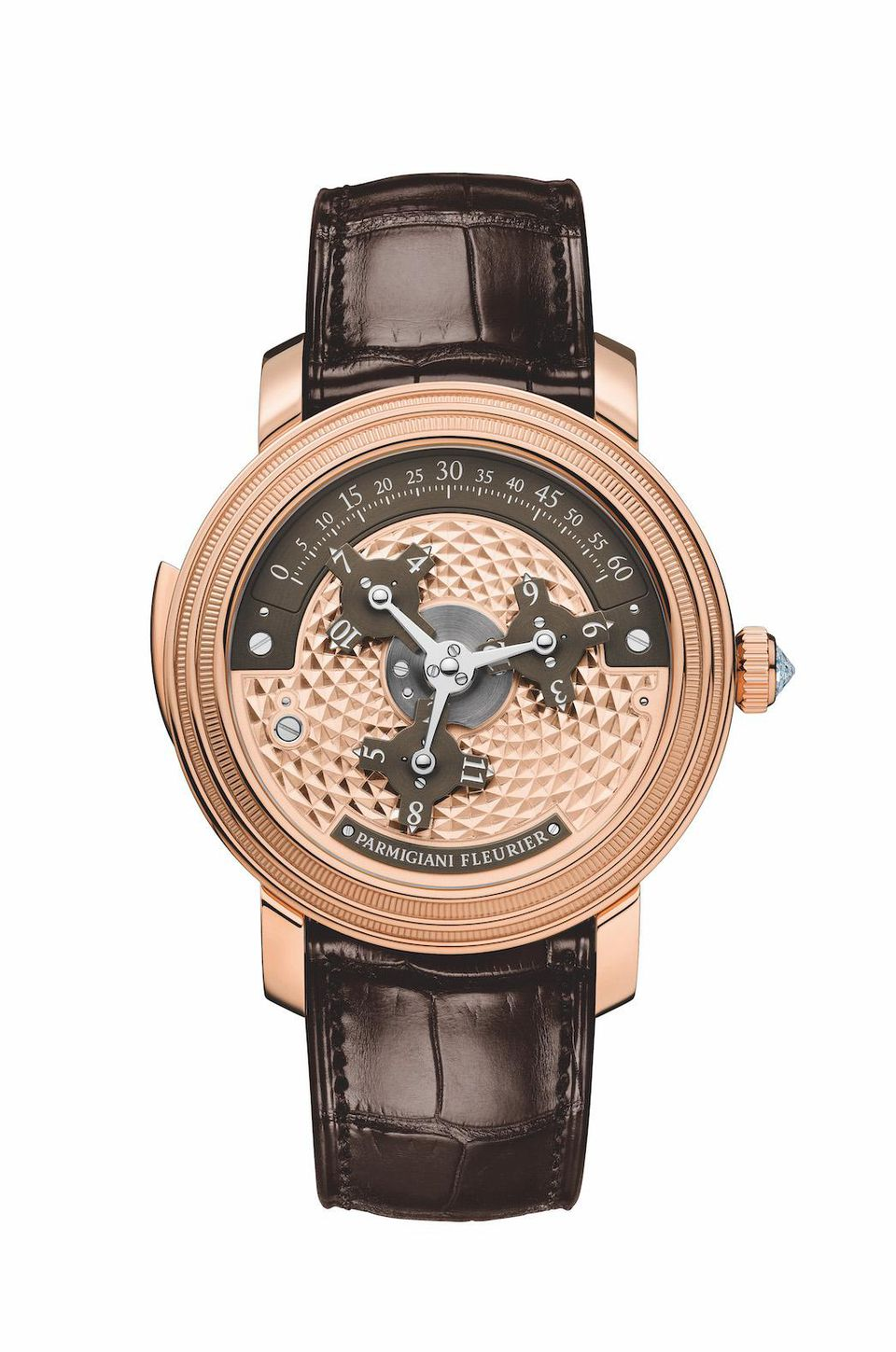 PARMIGIANI FLEURIER TORIC CAPITOLE WATCH INSPIRED BY ROMAN ARCHITECTURE 360.000$