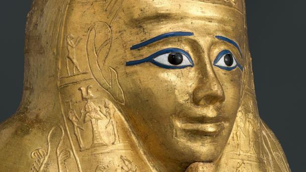 The Metropolitan Museum returns the coffin of Nedjemankh, a priest of Heryshef god from Heraklepolis to Egypt