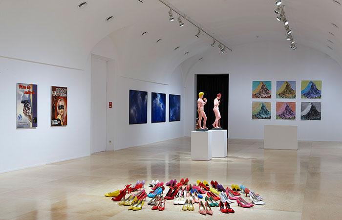 Museo Reina Sofia.Reina Sofia Museum Receives 1 5 Million Donation By Jorge M Perez