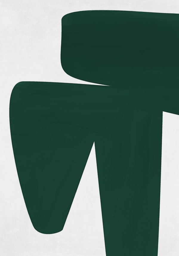 PICTOCLUB Painting - ARTIC GREEN - Pictoclub Originals