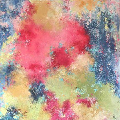 PICTOCLUB Painting - MARZO - María Romero