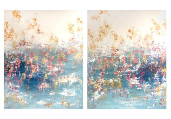 PICTOCLUB Painting - WHEN I CLOSE MY EYES - María Romero