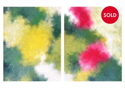PICTOCLUB Painting - CITRUS - María Romero