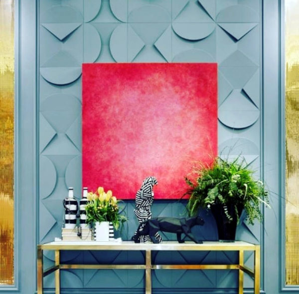 PICTOCLUB Painting - BOOM! - María Romero
