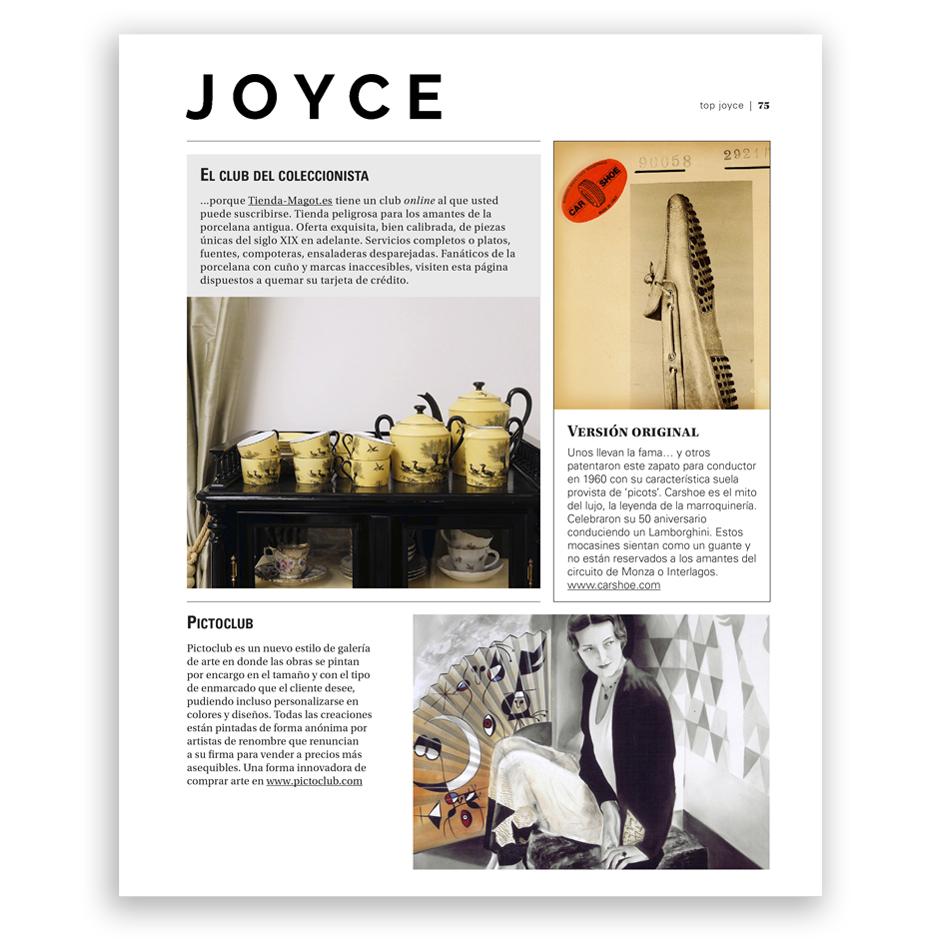 JOYCE Magazine