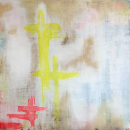 PICTOCLUB Painting - CROSSES IN MY LIFE - Zam Rod