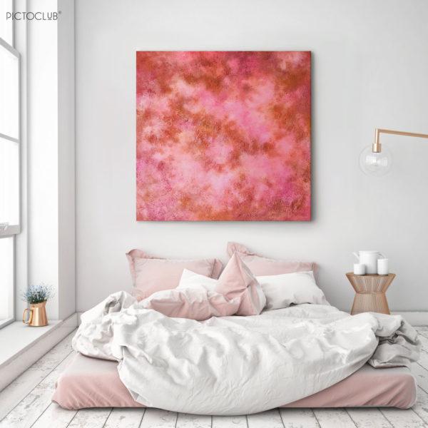 PICTOCLUB Painting - ALMAGRE - María Romero