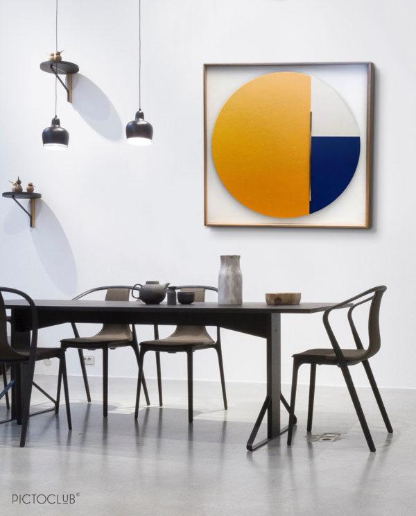 PICTOCLUB Painting -CIRKEL 1 - Línea Lateral