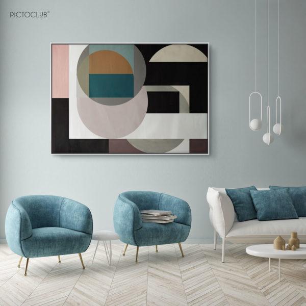 PICTOCLUB Painting - PORTOBELLO - Pictoclub Originals