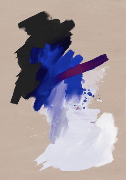 PICTOCLUB Painting - COCAINE - Pictoclub Originals