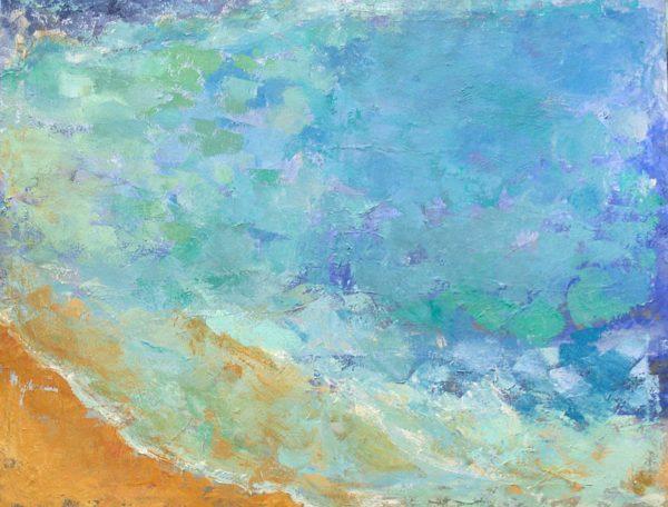PICTOCLUB Painting - OLA - Belén Guijarro