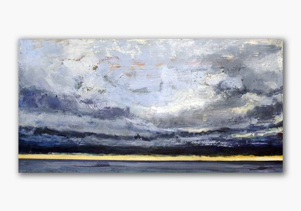 PICTOCLUB Painting - MAR-GALLEGO - Belén Guijarro
