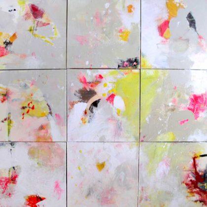 PICTOCLUB Painting - CASSIA - Elvira Mendez