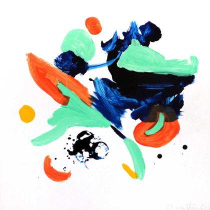 PICTOCLUB Painting - FLOW-1 - Elvira Mendez