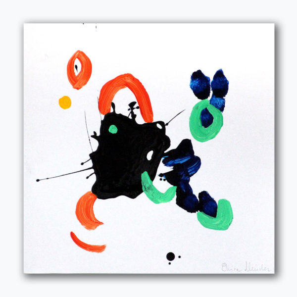 PICTOCLUB Painting - FLOW-11 - Elvira Mendez