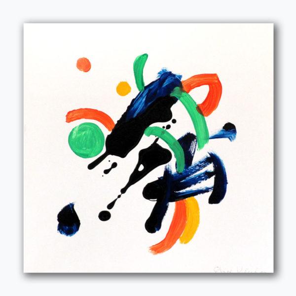 PICTOCLUB Painting - FLOW-2 - Elvira Mendez