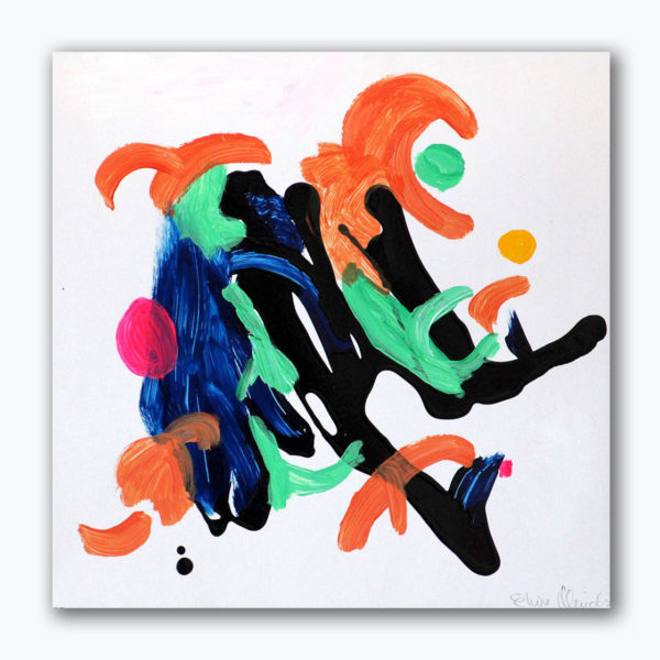 PICTOCLUB Painting - FLOW-3 - Elvira Mendez
