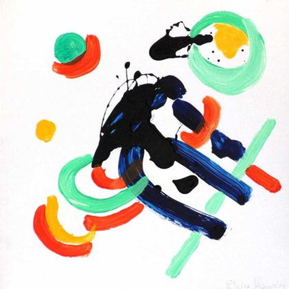 PICTOCLUB Pintura - FLOW-6 - Elvira Méndez