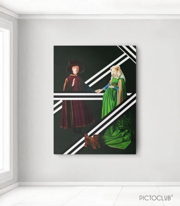 PICTOCLUB Painting - SANTA-MARGARITA-2- Pictoclub Originals