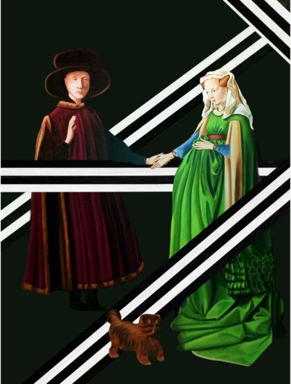 2019 Interiores Awards - PICTOCLUB Painting - GIOVANNI & GIOVANNA - Pictoclub Originals
