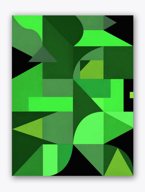 PICTOCLUB Painting - GREEN PARK - Pictoclub Originals