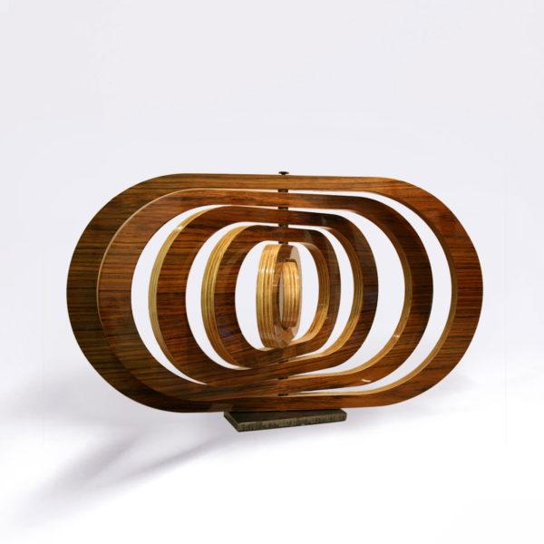PICTOCLUB Sculpture - ARMILLAR 7 - Josecho López Llorens