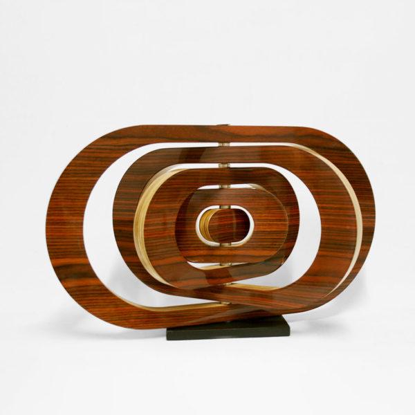 PICTOCLUB Sculpture - ARMILLAR 5 - Josecho López Llorens