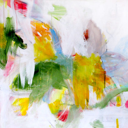 PICTOCLUB Painting - MANGUZ-II- Elvira Mendez