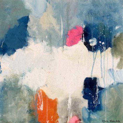 PICTOCLUB Painting - Nastur-I - Elvira Mendez
