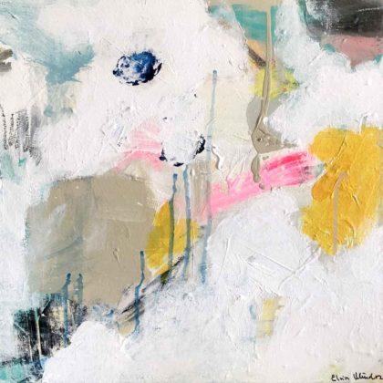 PICTOCLUB Painting - Nastur-II - Elvira Mendez