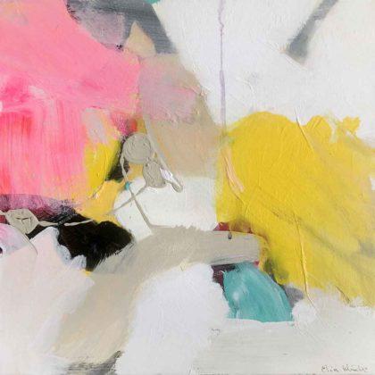 PICTOCLUB Painting - Nastur-IV - Elvira Mendez