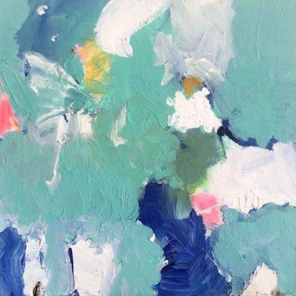 PICTOCLUB Painting - Nastur-V - Elvira Mendez