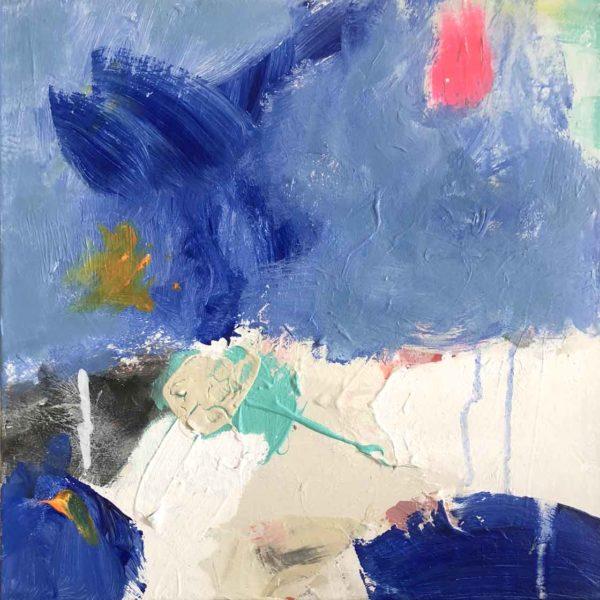 PICTOCLUB Painting - Nastur-VI - Elvira Mendez