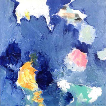 PICTOCLUB Painting - Nastur-VII - Elvira Mendez