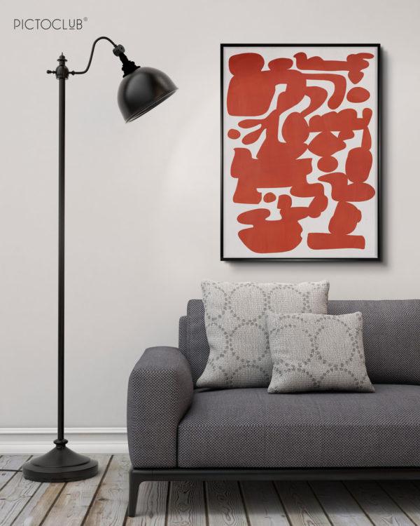 PICTOCLUB Painting - PANDORA - Pictoclub Originals