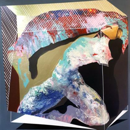 PICTOCLUB Painting - WORK II - Saúl Gil Corona