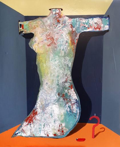 PICTOCLUB Painting - WORK III - Saúl Gil Corona