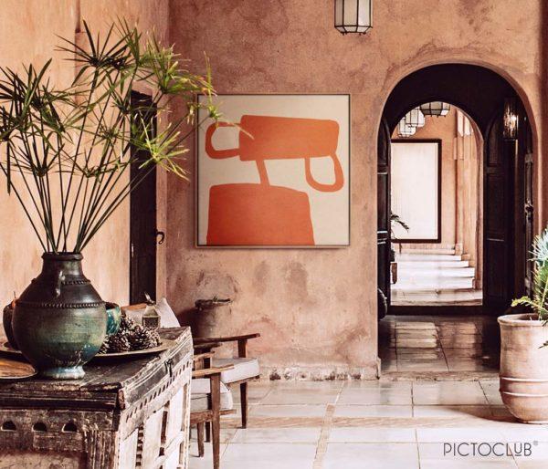 PICTOCLUB Painting - CUBAN LOVE - Pictoclub Originals