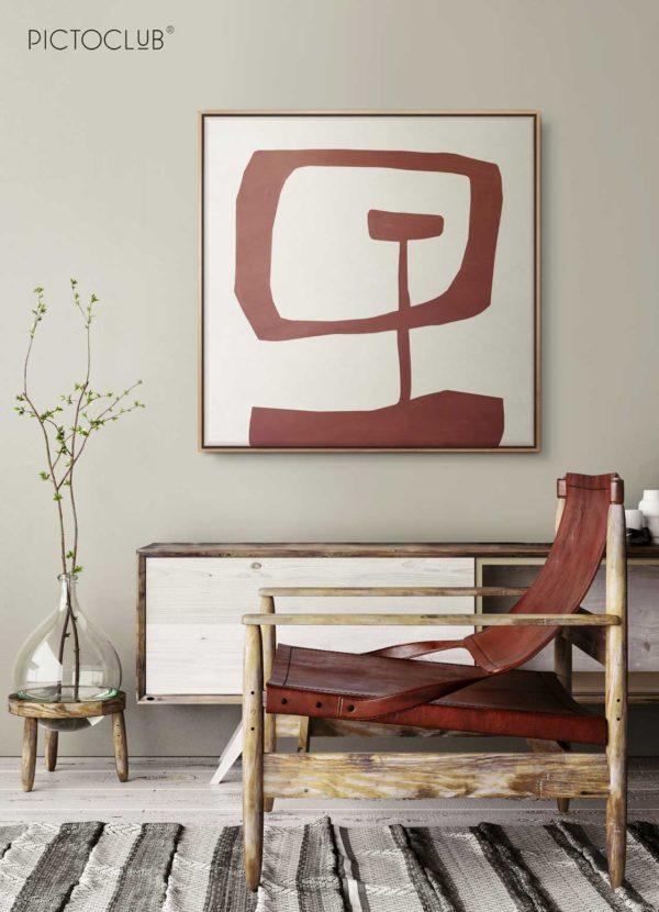 PICTOCLUB Painting - LUCINDA - Pictoclub Originals