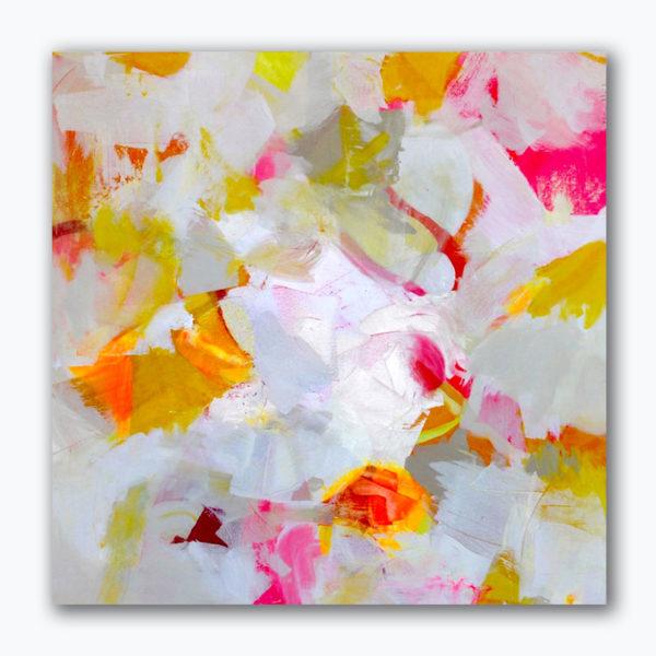 PICTOCLUB Painting - SANTORINI-I- Elvira Mendez