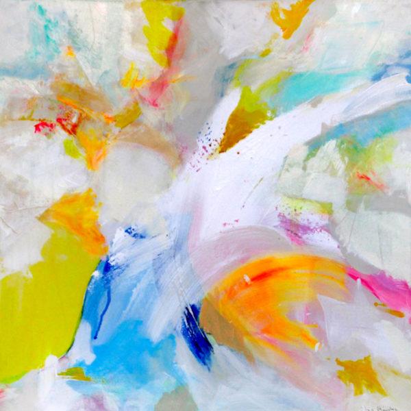 PICTOCLUB Painting - SANTORINI-III- Elvira Mendez