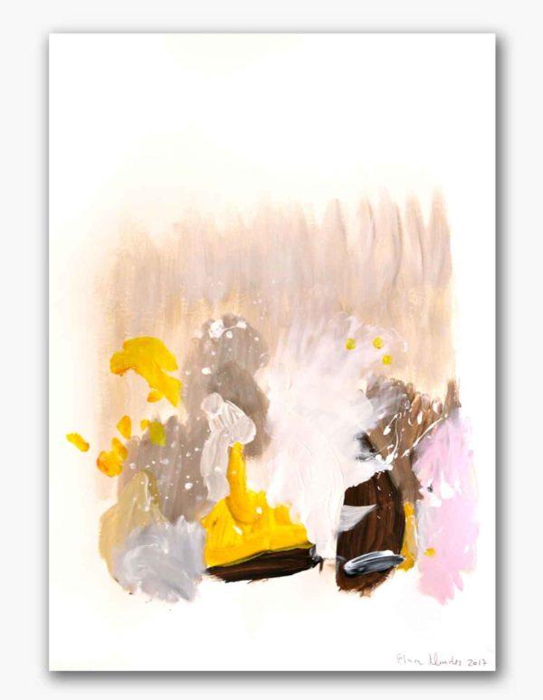 PICTOCLUB Painting - Trapp-II- Elvira Mendez