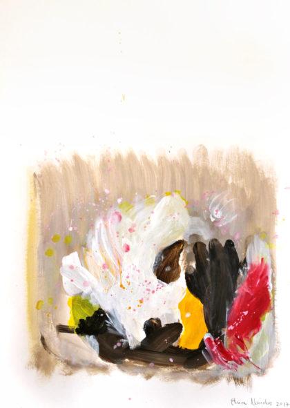 PICTOCLUB Painting - Trapp-III- Elvira Mendez