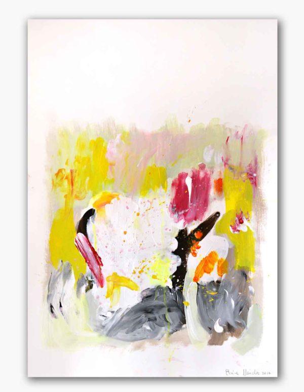 PICTOCLUB Painting - Trapp-V- Elvira Mendez
